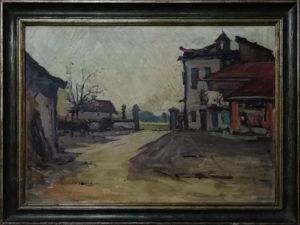 Artista sconosciuto – La borgata