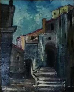 Foti – La scalinata