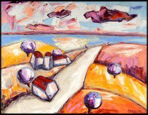 Antonio Braccini – Le colline
