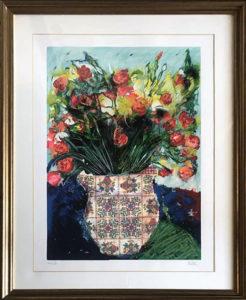 Mimmo Nobile – Omaggio floreale 2