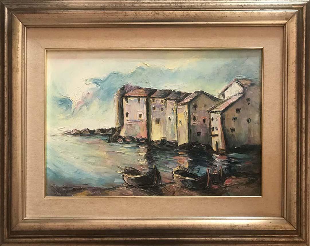 Adele Navarino – Paesaggio Marino