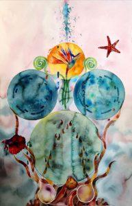 Ilaria Finetti –  Verde lichene