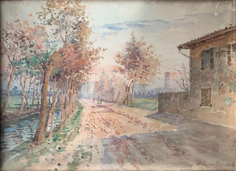 Arturo Ferrari – Dintorni di Milano