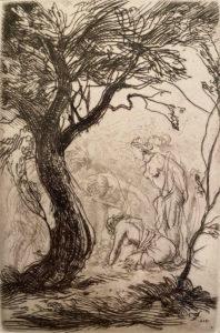 Pietro Annigoni – Senza titolo