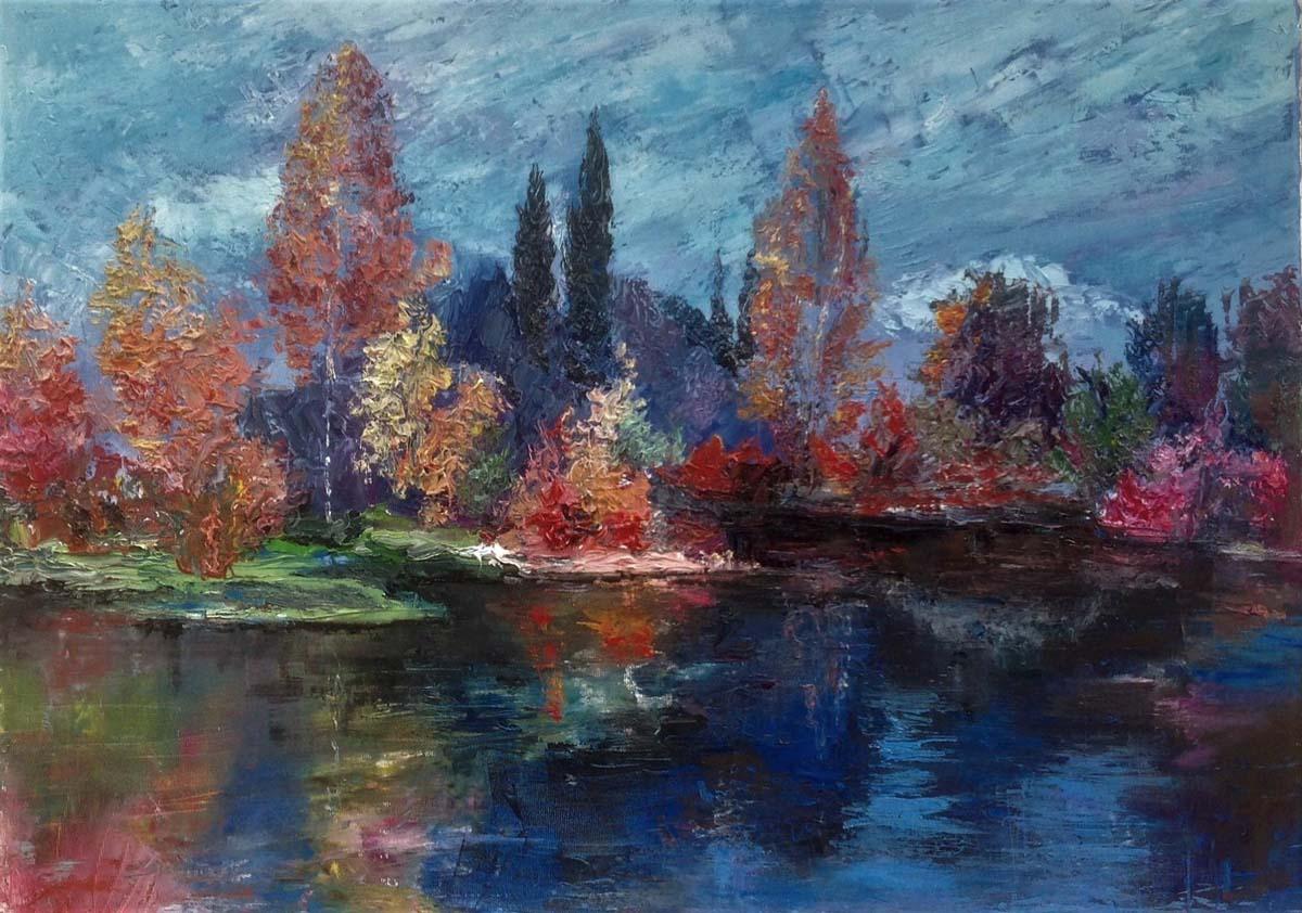 Susanna Bandinelli – Novembre sul Fiume
