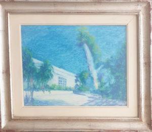 Aligi Sassu – La casa di Hemingway