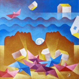 Corrado Alderucci – Castelli di sabbia