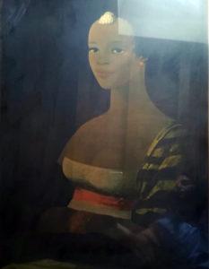 Salvatore Fiume – Madonna nera