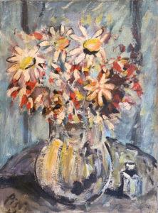 Attribuito a Filippo De Pisis – Vaso di fiori