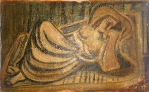 Attribuito a Georges Braque – Senza titolo