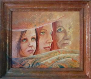 Claudia Clemente – Le tre età