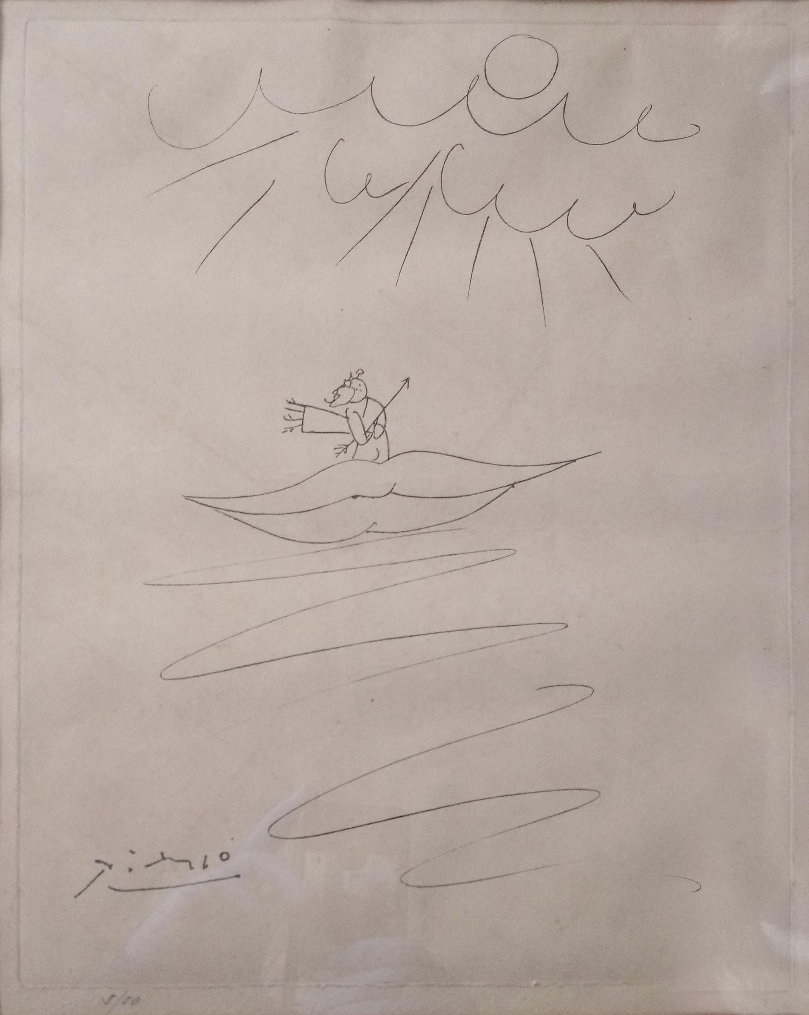 Pablo Picasso – Senza titolo