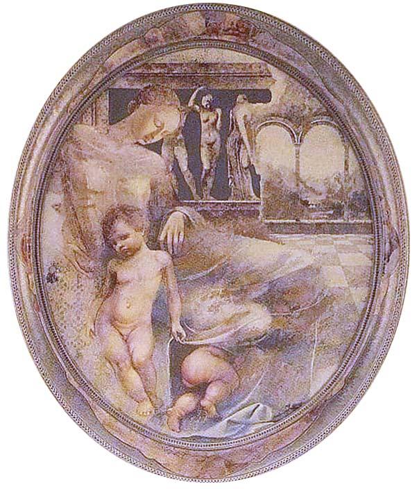 Elvio Marchionni – Maternitá in grigio
