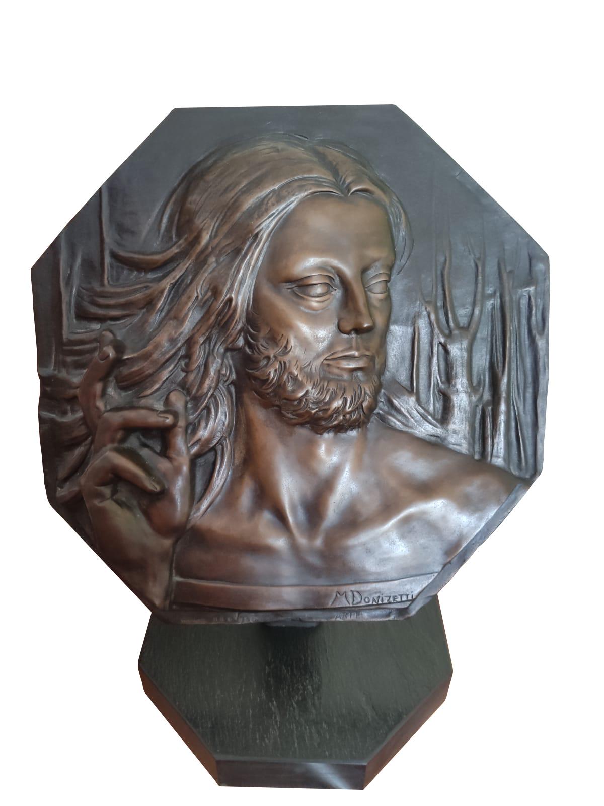 Mario Donizetti – Cristo Benedicente
