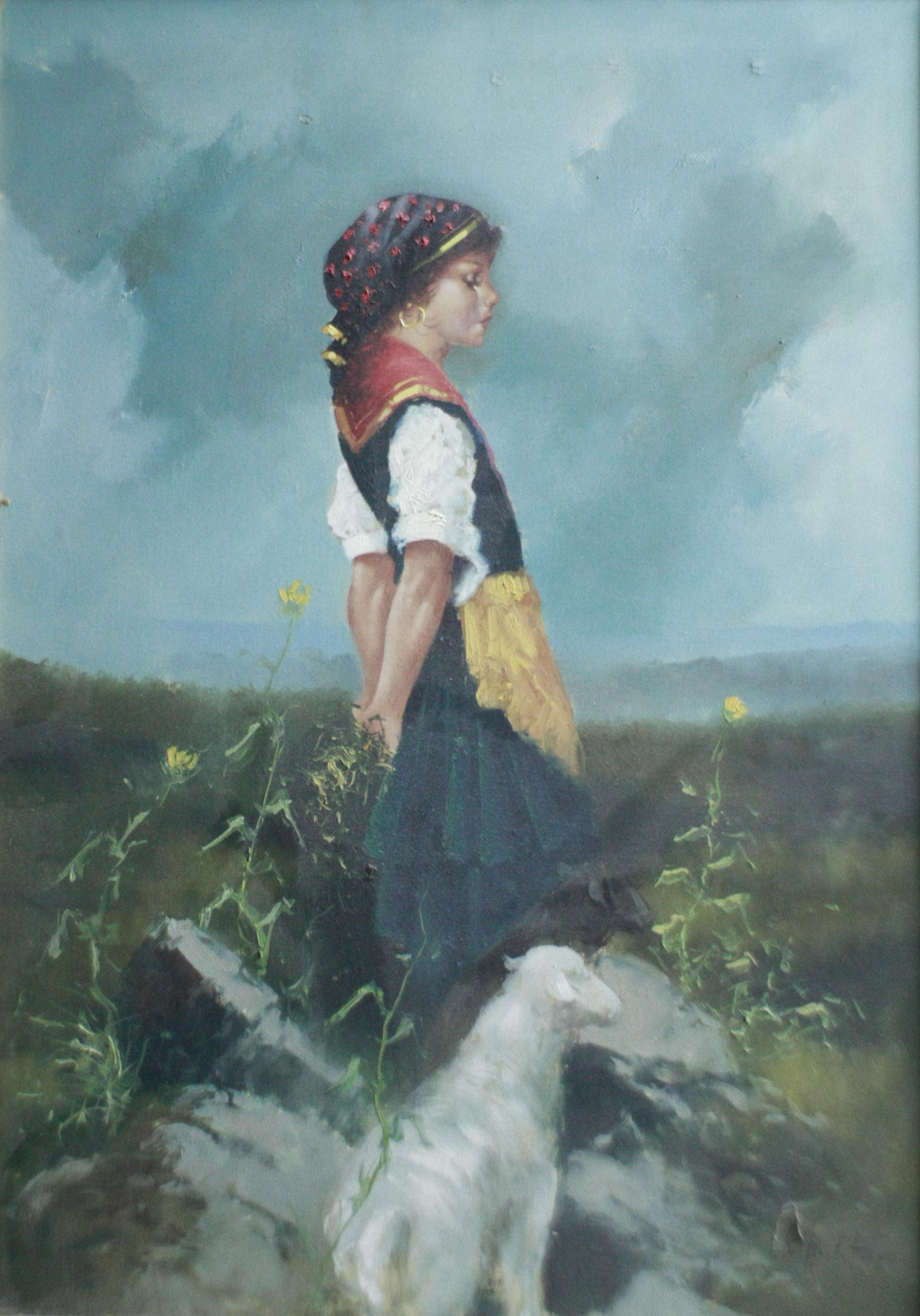 Raffaele Fiore – La pastorella