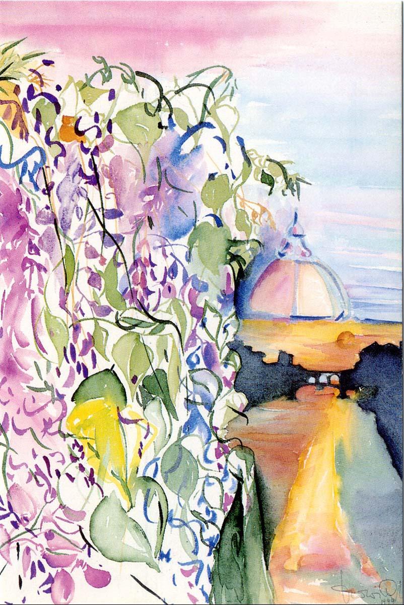 Mara Corfini – Osservando da Boboli e dal Ponte alle Grazie