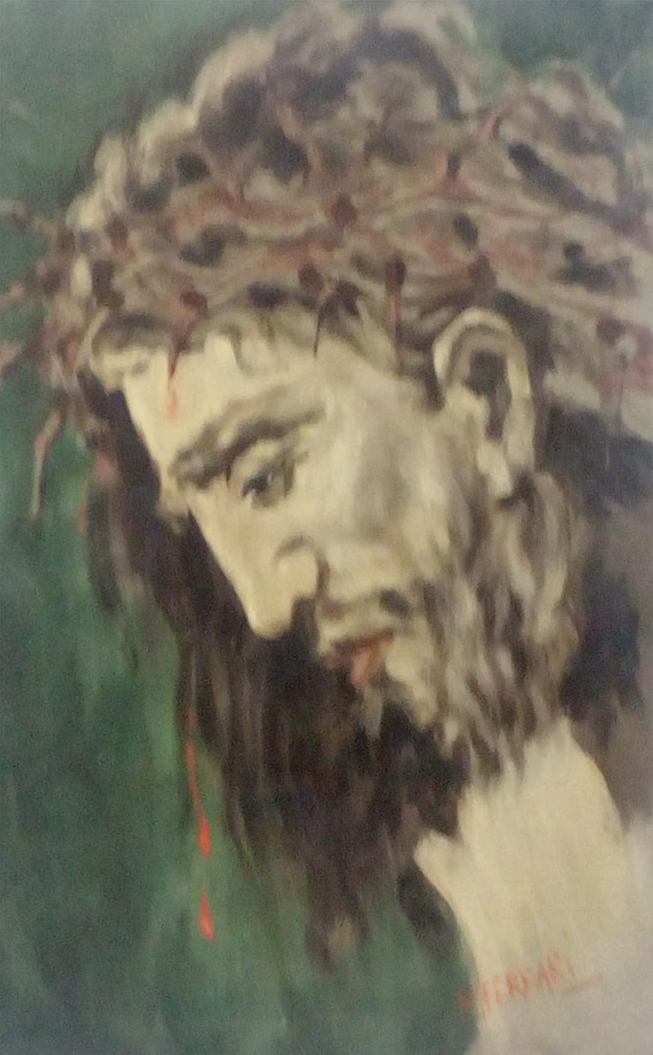 M. Ferrari – Cristo