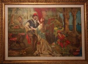 Leonardo Gangitano – Otello e Desdemona