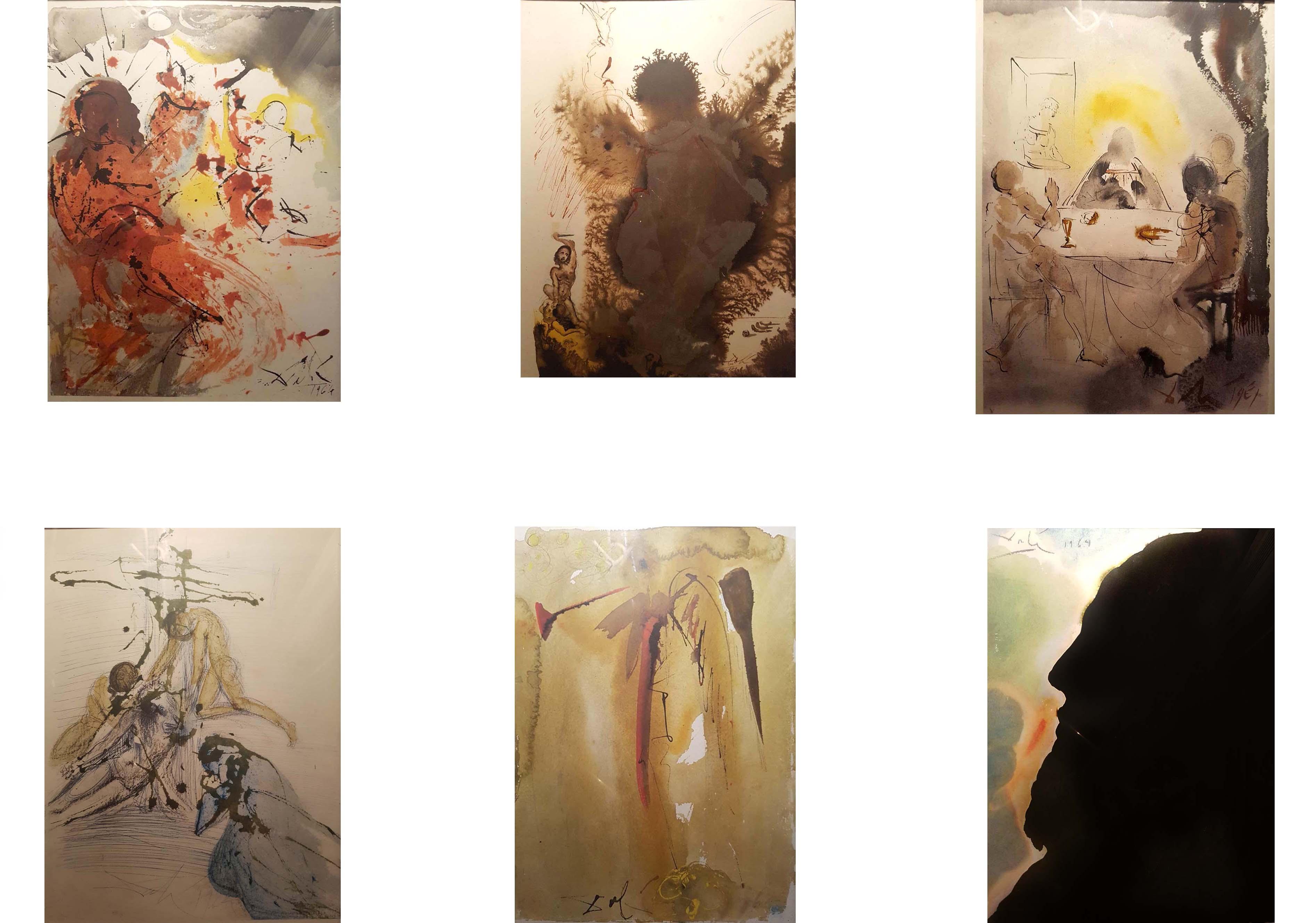 Rizzoli – Illustrazioni della Sacra Bibbia – Salvador Dalí