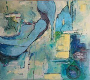 Katia Rota – Paesaggio con figura