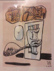 """Le Corbusier – Unitè 4A aus """"Unitè"""""""