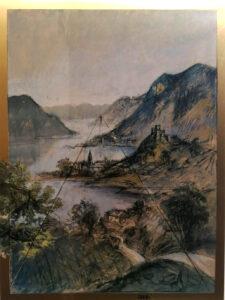 Alberto Sughi – Paesaggio immaginario