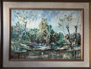 A.Pascal – Nel bosco