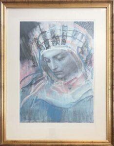 Pietro Annigoni – Madonna