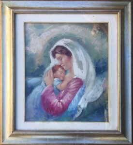 Lucio Amitrano – Maternitá