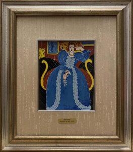 Henri Matisse – Signora in blu