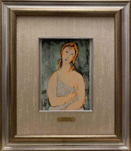 Amedeo Modigliani – Nudo Medici