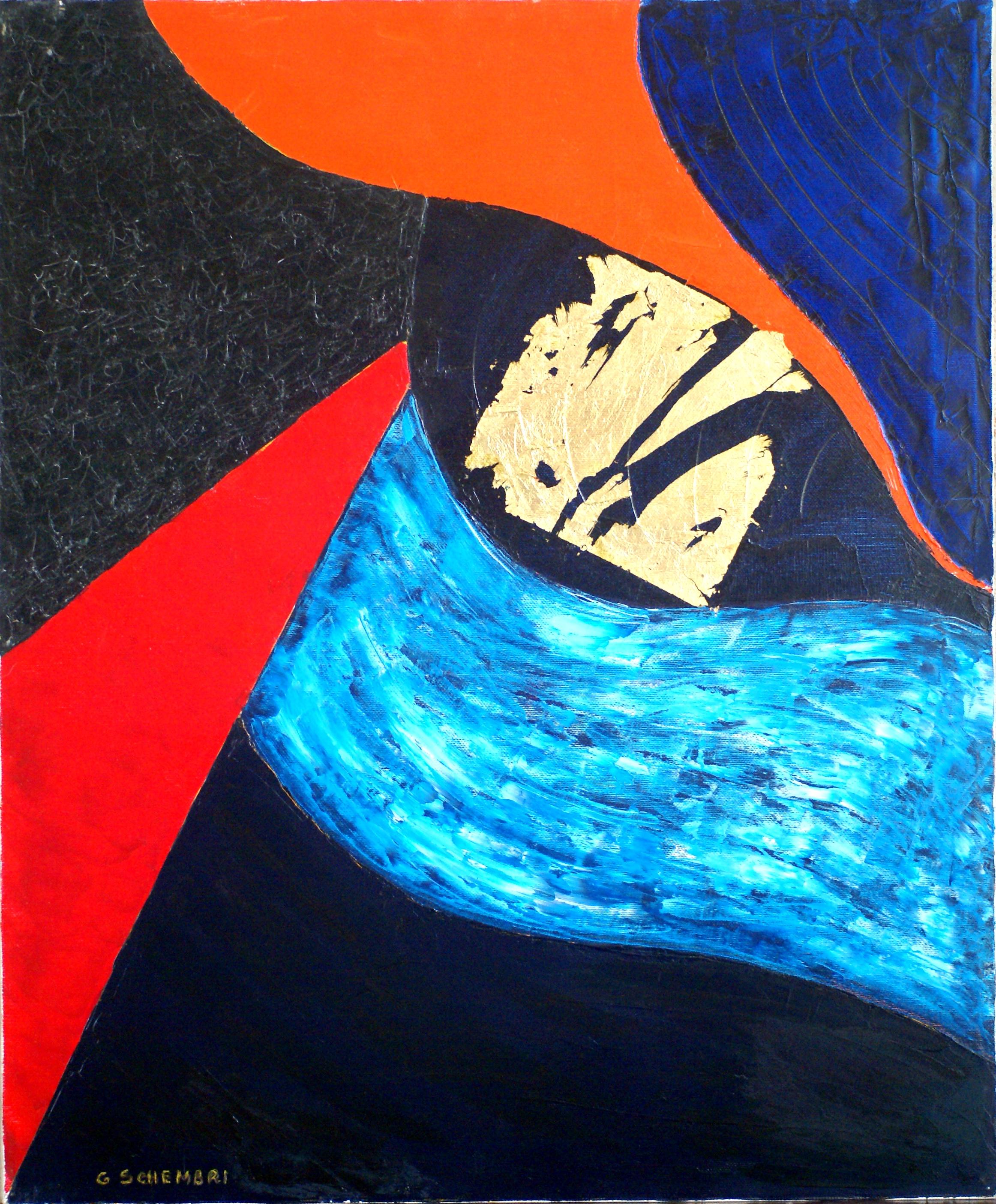 Gioacchino Schembri – Naufragio della passione