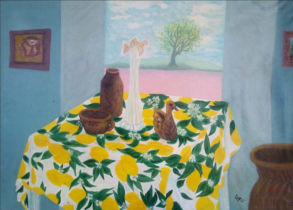 Emy De Virgilio – Il vaso