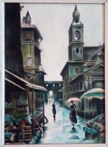 Stefano Cacioni – Borgata di Roma