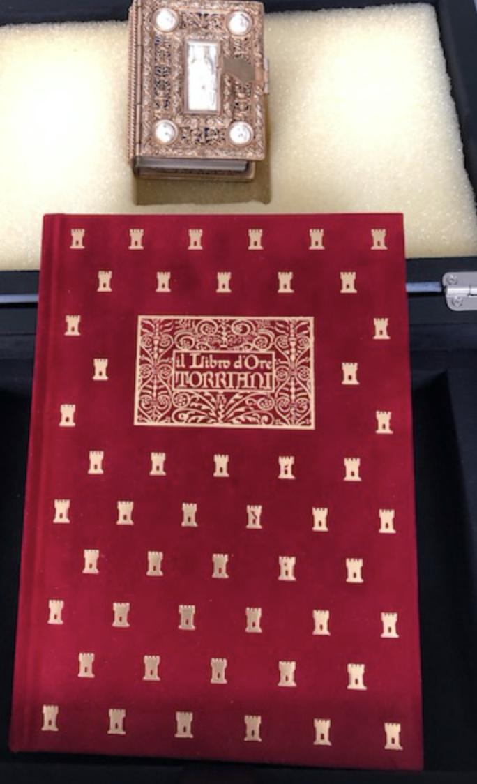 Libro d'ore Torriani