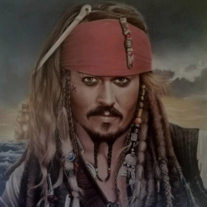 Giuseppe Morano – Jack Sparrow