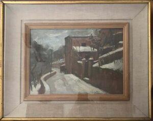 Antonio Asturi – Inverno a pietra piana