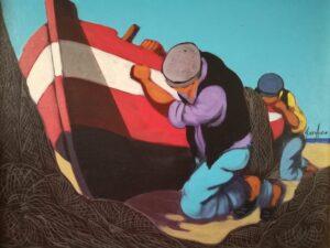 Giuseppe Uzzaco – I pescatori