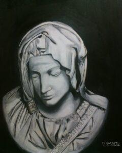 Marco Galistu – La Pietà di Michelangelo