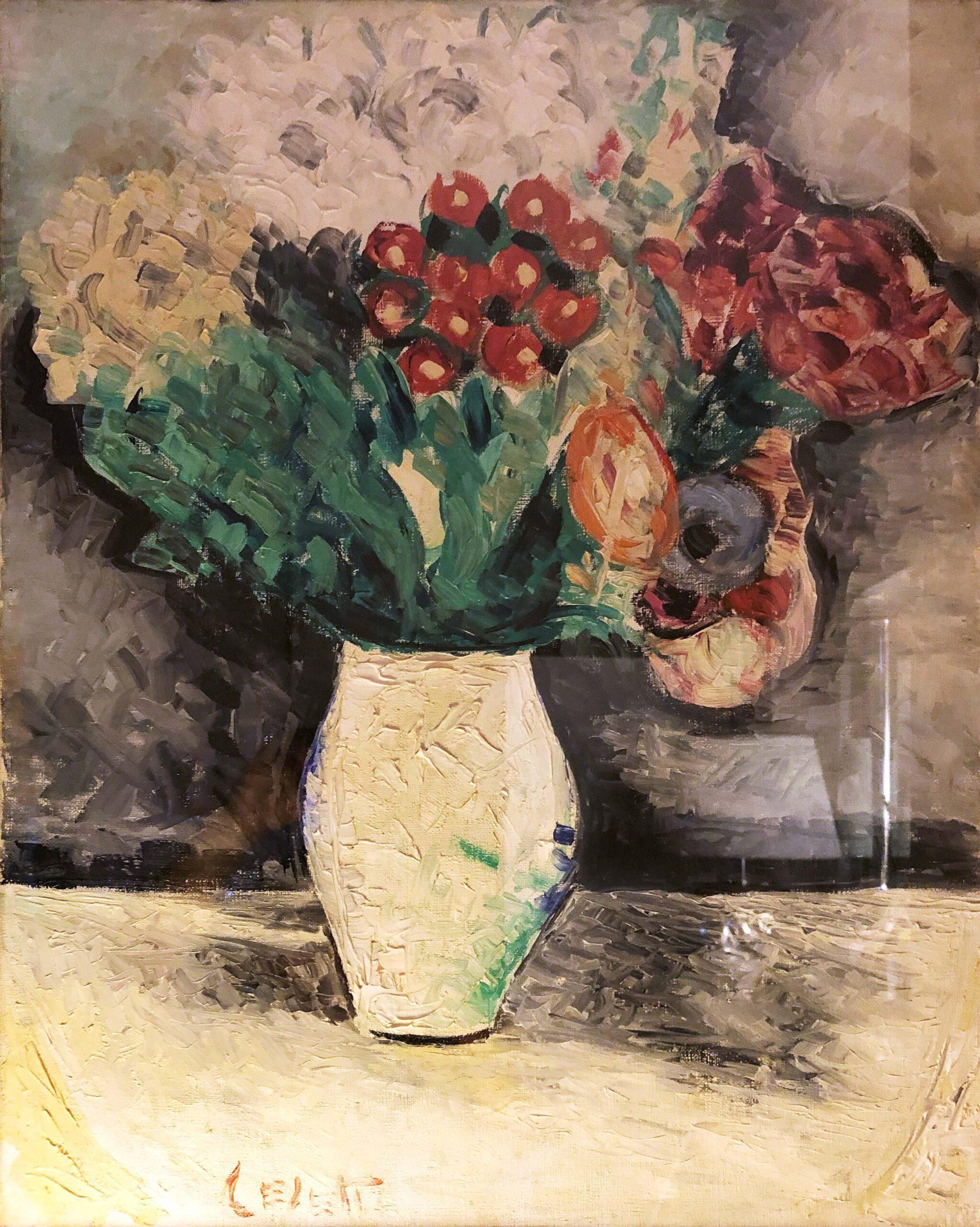 Cesetti – Vaso di fiori