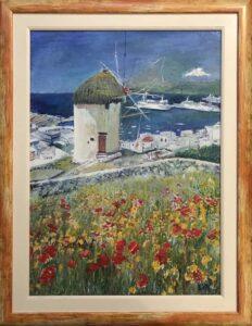 Luigi Bertoldi – Primavera in Grecia