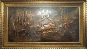 Sauro Cavalini – I cervi