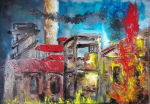 Roberta Sangiorgi – Fuoco alle fabbriche