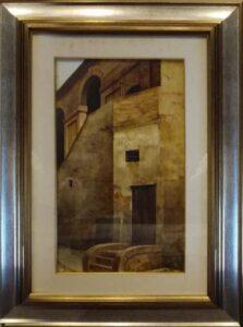 Gilberto Orsoni – Portico di San Luca