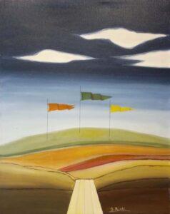 Grr – La collina delle bandiere