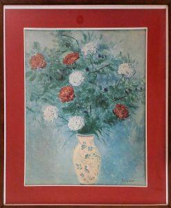Umberto Lilloni – Fiori dal vaso cinese