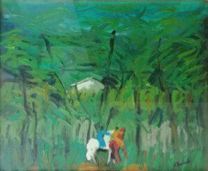 Gianrodolfo D'Accardi – Passeggiata nel bosco