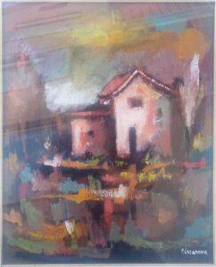 Giuseppe Casanova – Paesaggio