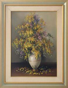 Susanna Galbarini – Mimose e lillá