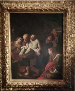 Sisto Badalocchio – Deposizione nel sepolcro